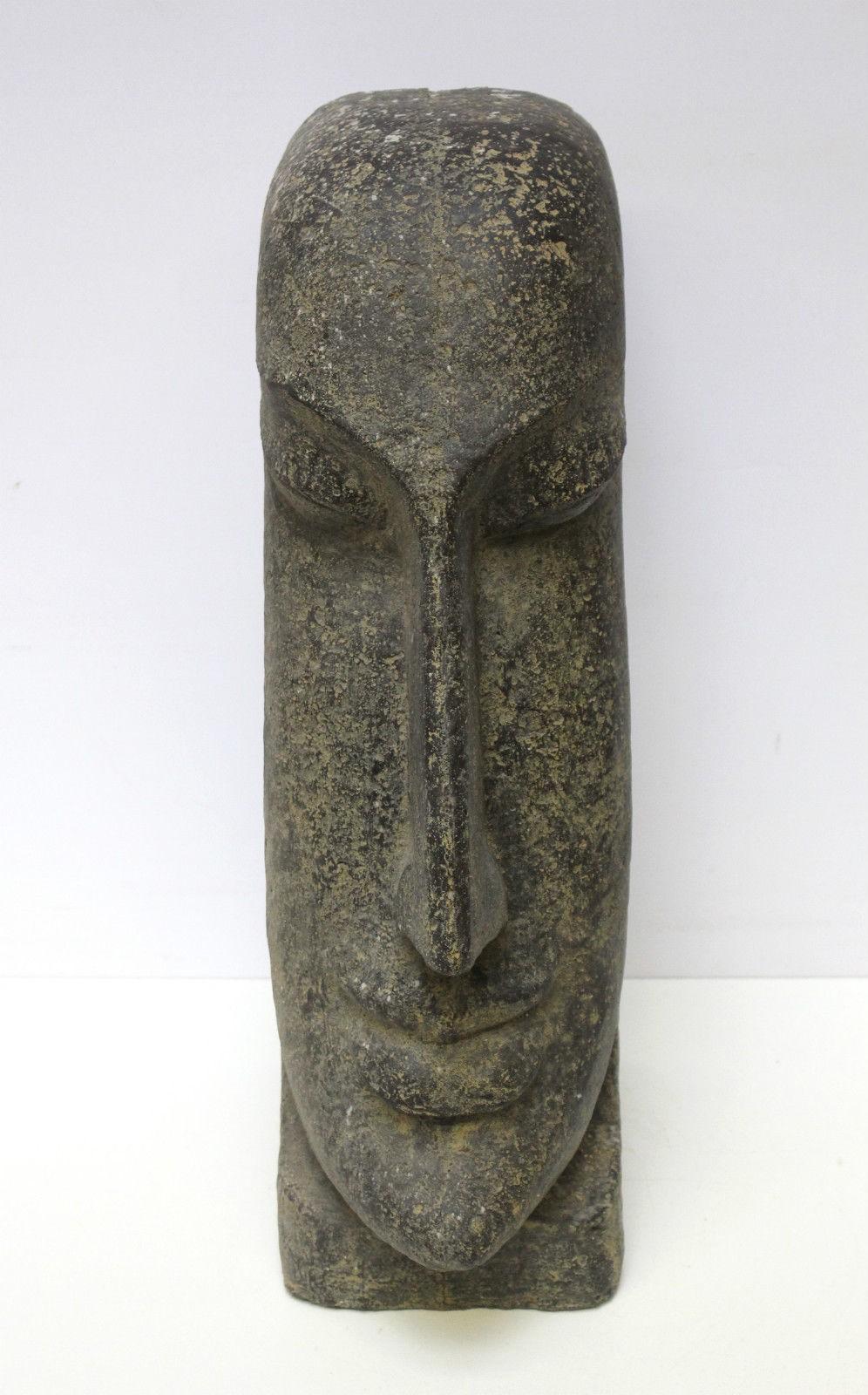 osterinsel moai figur skulptur stein lavasand bali tiki
