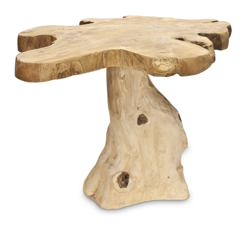 Beistelltisch Holz Terrasse ~ Gartentisch Beistelltisch Holztisch Teakholz Tisch Hocker Blumenhocker