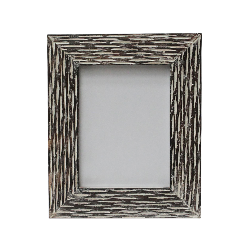 holzbilderrahmen fotorahmen bilderrahmen mit glas rahmen aus kokosholz 13x18 cm oder 20x25 cm. Black Bedroom Furniture Sets. Home Design Ideas